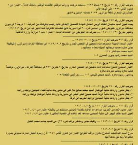 وثائق دير الزور