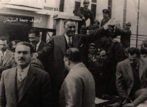 الصورة من ارشيف جمعة السليمان