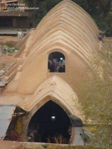 سوق خلوف في دير الزور